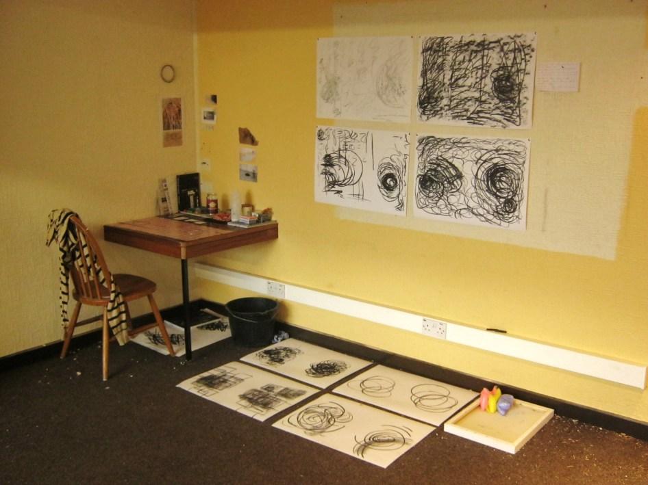Speculative Studio Spaces at Exchange Place Studios