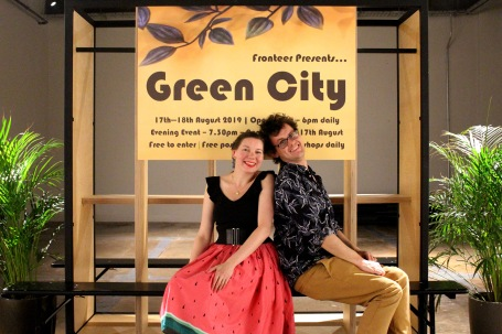 Green City_Michael & Sharon 1